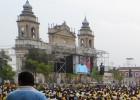 La Iglesia guatemalteca celebra las canonizaciones de los papas