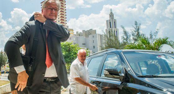 El servicio europeo de Exteriores llega a la Habana para iniciar conversaciones con la isla.