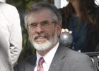 Gerry Adams, arrestado por un asesinato del IRA cometido en 1972