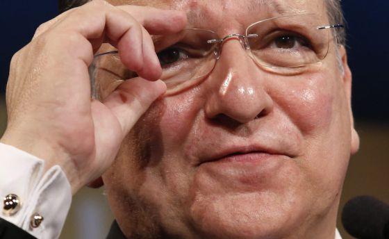 El presidente de la Comisión Europea, Jose Manuel Barroso.