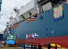 Un barco para esquivar a Rusia