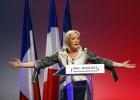 Marine Le Pen, más cerca de Putin que de la Unión Europea