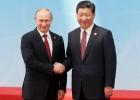 China y Rusia sellan un pacto sobre energía de gran alcance estratégico