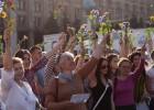 Ucrania elige presidente para comenzar a abordar sus problemas
