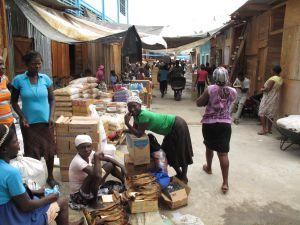 Mercado transfronterizo de Ouanaminthe