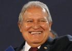 Sánchez Cerén promete luchar contra la violencia en El Salvador