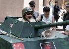 """""""Nadie me contó Tiananmen en el colegio"""""""