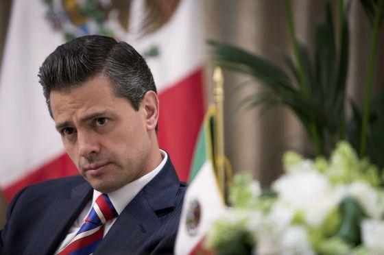 El presidente mexicano, Enrique Peña Nieto. Jason Alden (Bloomberg)