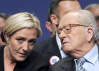 Una broma antisemita de Le Pen padre arruina la estrategia de su hija