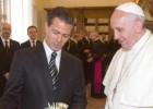 La jerarquía católica ataca el proceso de reformas en México