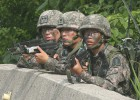 Capturan al soldado surcoreano que mató a cinco compañeros el sábado