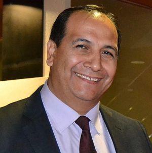 Enrique Cayul, emprendedor de Todos TV.