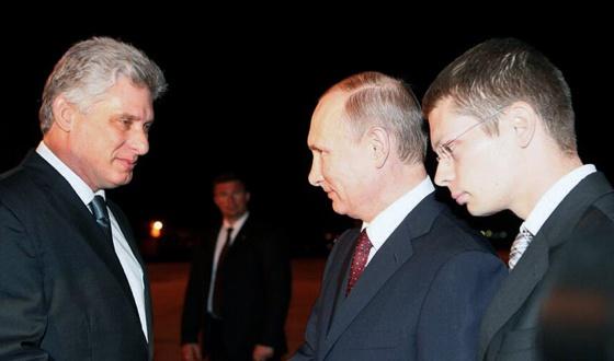 O Kremlin busca aliados na América Latina