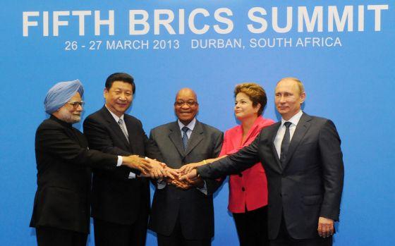 La última cumbre de los BRICS se celebró el año pasado en Sudáfrica.