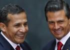 Humala defiende en México sus reformas para reactivar la economía