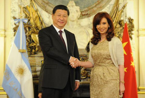 O Governo chinês lança para a Argentina um salva-vidas econômico