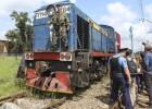 El tren con los cadáveres llega a zona controlada por Kiev