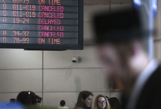 EE UU y la UE prorrogan la prohibición de volar a Israel
