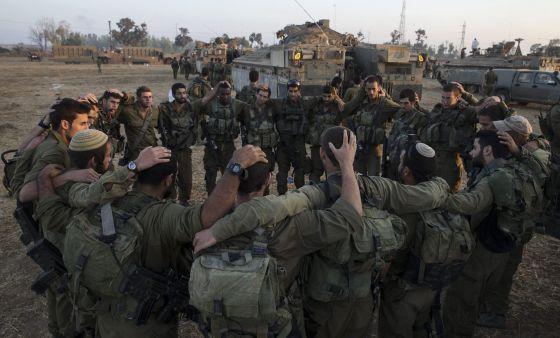A maioria dos israelenses apoia a ofensiva de Netanyahu
