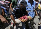 Tercer ataque israelí a un refugio de Naciones Unidas en Gaza