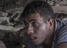 Los palestinos aprovechan la tregua parcial para evaluar daños