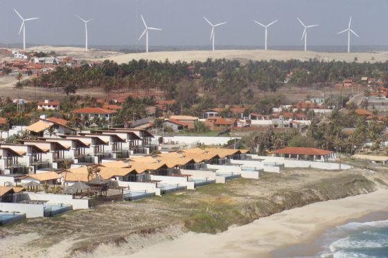 En 2018 Brasil producirá más del triple de energía eólica.