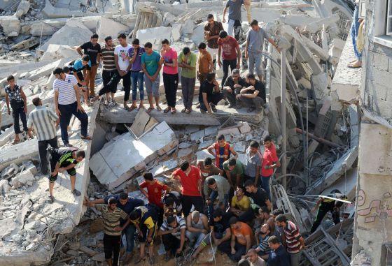 Israel rechaza negociar otro alto el fuego mientras Hamás siga lanzando cohetes