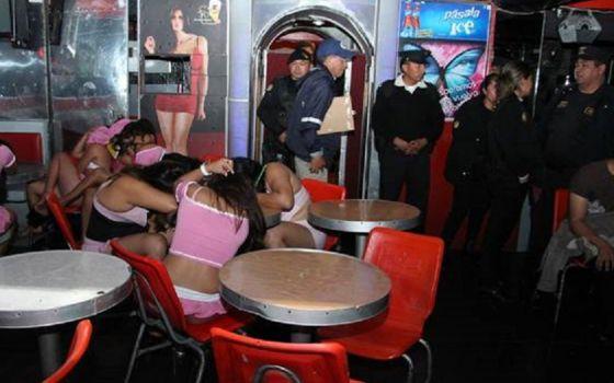 Centroamérica, el paraíso silencioso de la esclavitud sexual