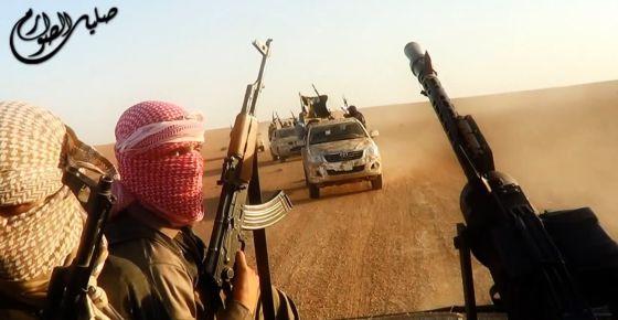 Extorsões e roubos financiam o califado