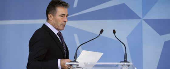 OTAN abre a porta para a incorporação da Ucrânia na Aliança
