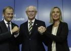 El conservador polaco Donald Tusk presidirá el Consejo Europeo