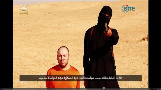 El Estado Islámico decapita a otro periodista estadounidense