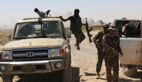 La Alianza discute medidas para frenar a los yihadistas en Irak y Siria