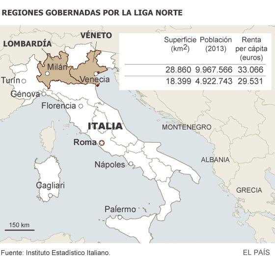 La Padania, una nación imaginaria
