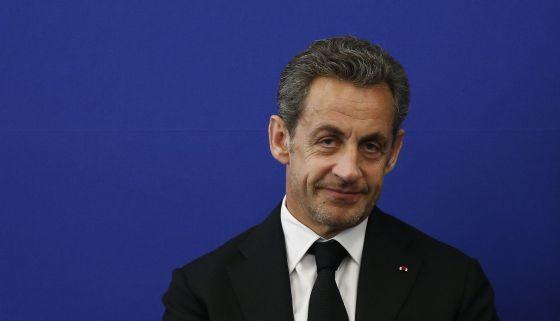 Nicolas Sarkozy, en una foto de archivo.