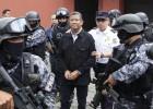 Un juez envía a prisión preventiva al expresidente salvadoreño Flores