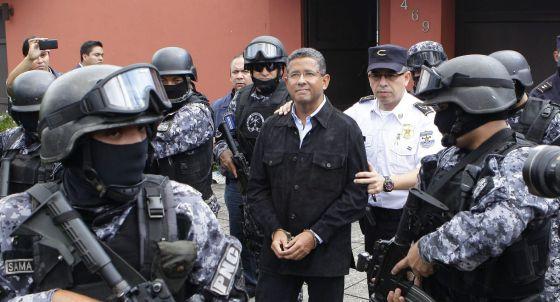 Francisco Flores, primer expresidente salvadoreño juzgado por corrupción