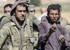 Los kurdos turcos se movilizan contra los yihadistas en Siria