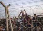 El EI empuja a más de 130.000 kurdos sirios hasta Turquía