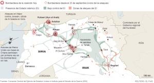 El terror gobierna el nuevo califato