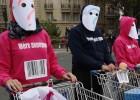 Masiva protesta en París contra el matrimonio de homosexuales