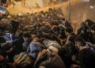 18 muertos en Turquía en las protestas por el asedio a Kobane