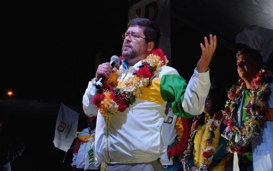 A oposição boliviana confiava no 'efeito Neves' para virar as eleições