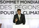 Schwarzenegger se alía con Francia contra el cambio climático