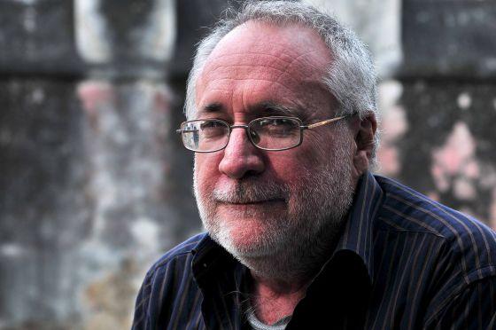 El poeta Javier Sicilia, en Cuernavaca.