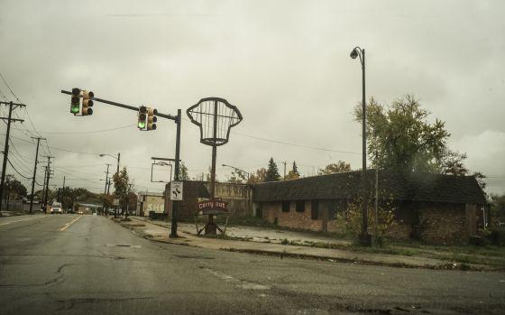 Youngstown (Ohio) es una ciudad de comercios abandonados y casas vacías: en las últimas décadas ha perdido más de la mitad de la población