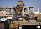 Los 'peshmerga' iraquíes se unen a la defensa de Kobane contra el EI