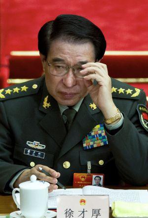 Xu Caihou, en una imagen de 2012.