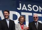 Un nuevo Carter irrumpe en la política estadounidense
