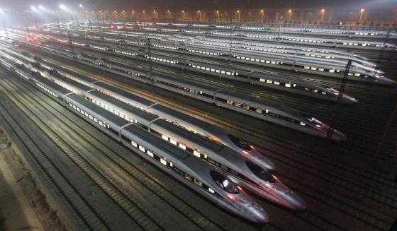 Peña Nieto tumba el concurso del tren rápido para callar críticas